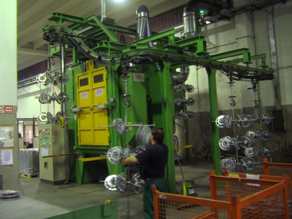 Granalhadora GSA 10X20