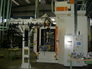 Granalhadora GSA 12X18.