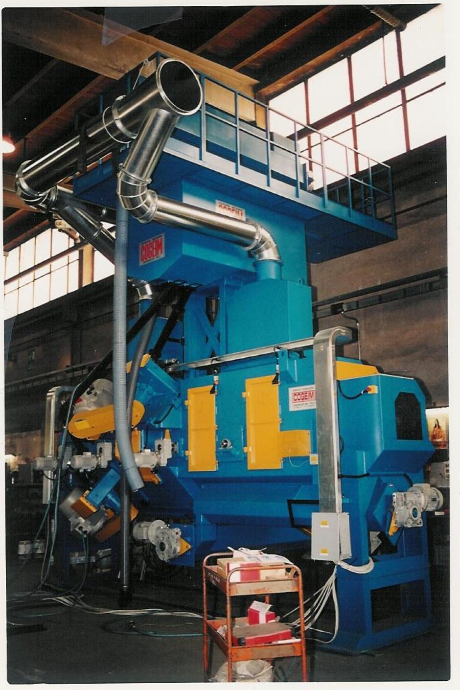 Granalhadora SB 4X60 CG