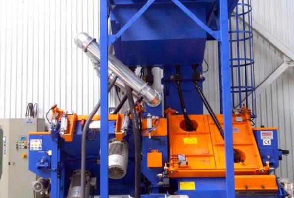 Granalhadora SF 4X30 NCG
