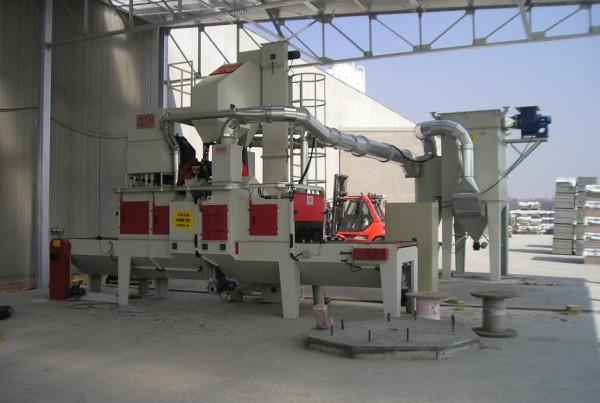 Granalhadora STL 1200-1300