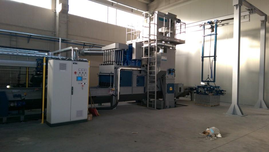 Granalhadora STL 1200