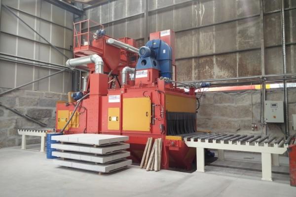 Granalhadora STL A 2200+4TR