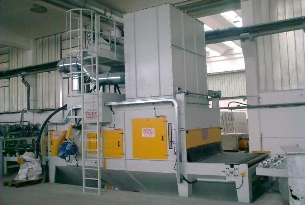 Granalhadora STL 2200