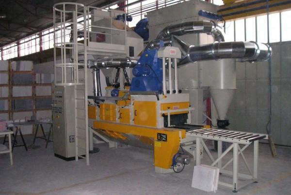 Granalhadora STL 600
