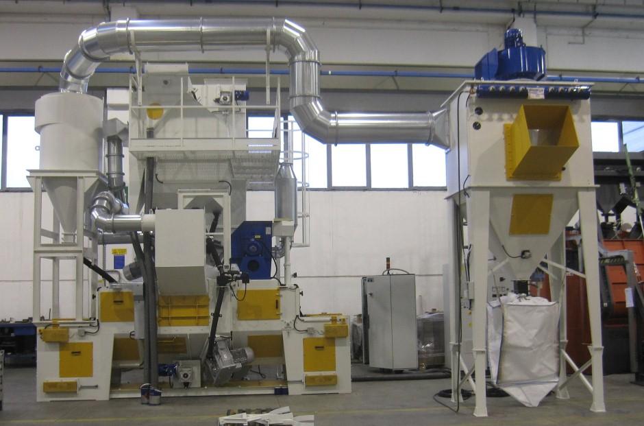 Granalhadora STL A 600