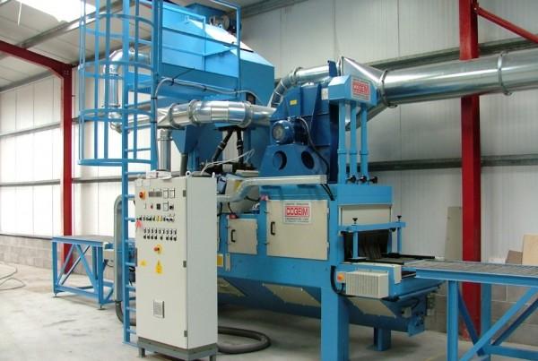 Granalhadora STL H200