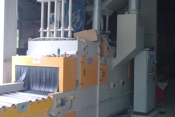 Granalhadora STL H400