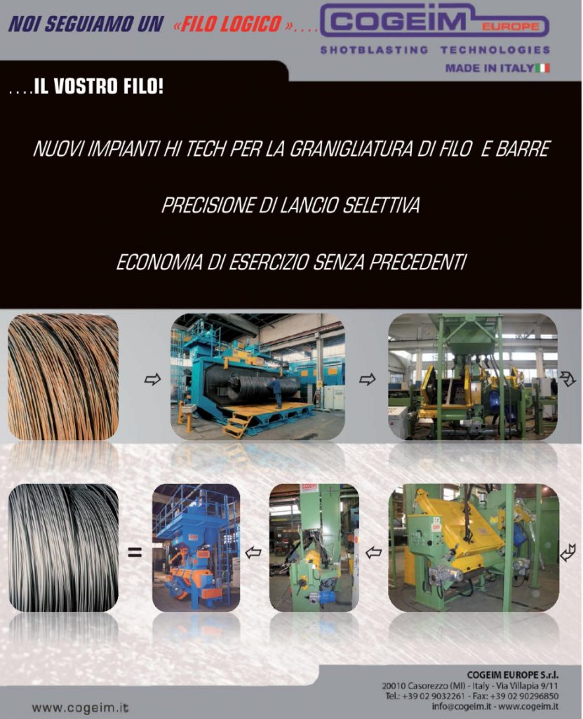 Wire Technology - Shot Blasting Machines